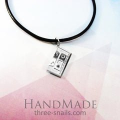 Cassette Tape Necklace «Nostalgia» - Melnichenko1