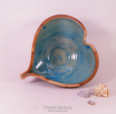 Ceramic Bowl Heart - Bowl