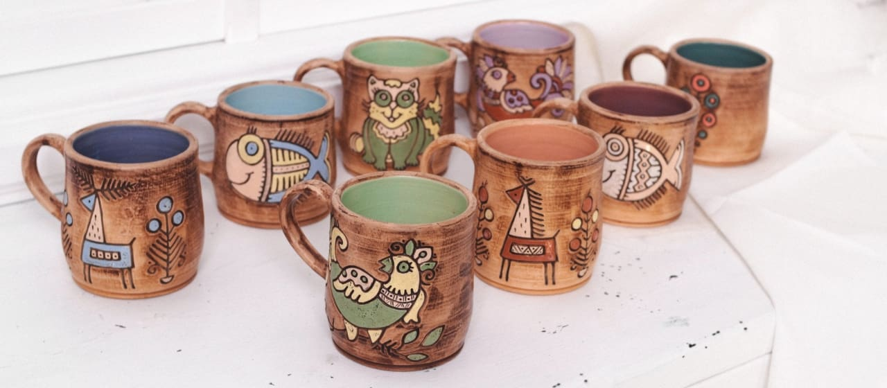 big coffee mugs