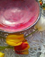 Ceramic Pink Bowl Pink Dream - Bowl
