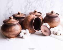 Ceramic Pots For Cooking Magic Cranberry - Cook Pot