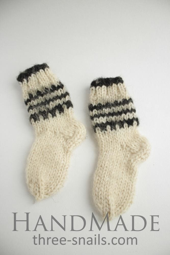 Children Socks Cozy - Baby Clothes