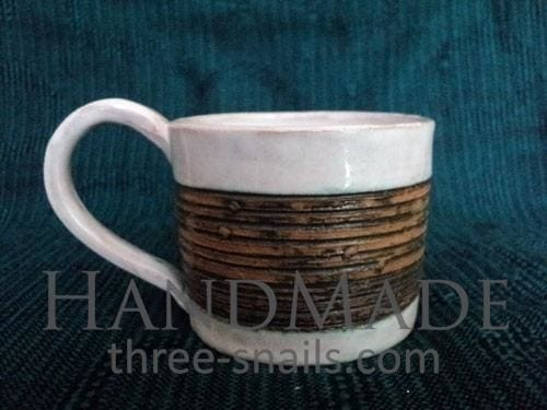 Clay Cup Scandi - Cup And Mug