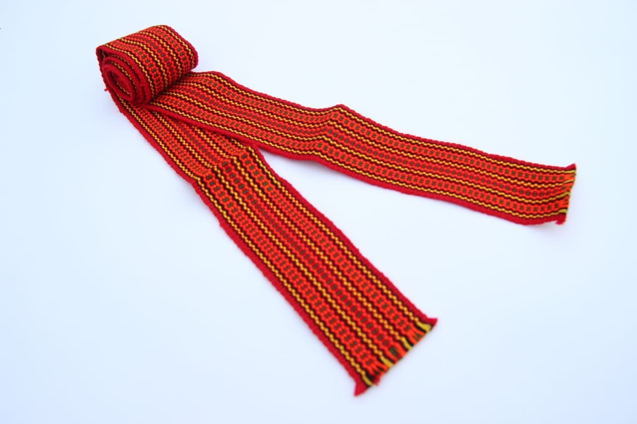 Cloth Belt Krajka - Vasylchenko1