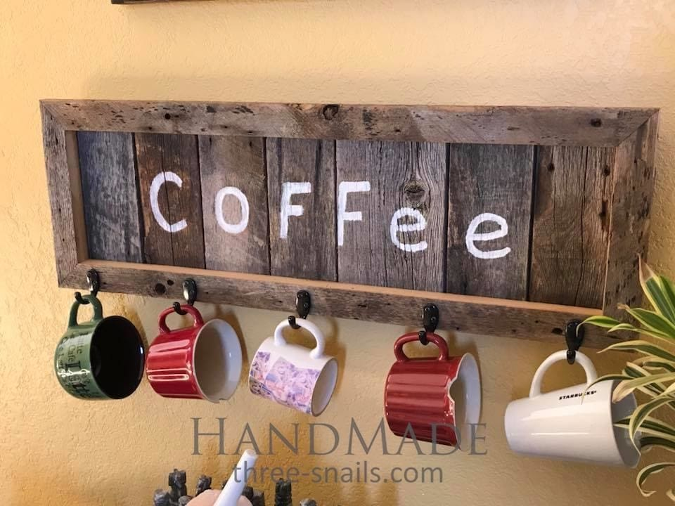 Coffee Mug Holder - Cup Holder