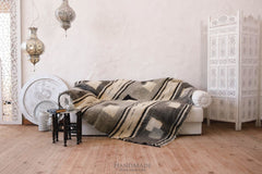 Contemporary Sofa Throw Cover Vintage - Blanket