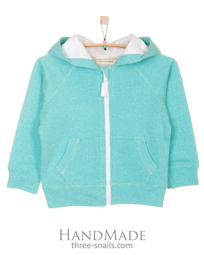 Cotton Baby Hoodie Spring - Baby Clothes