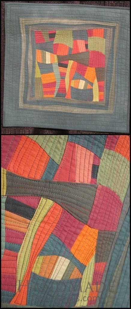 Cotton Patchwork Blanket - Blanket