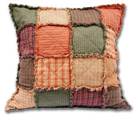 Cotton Patchwork Pillow Case - Pillow Cover