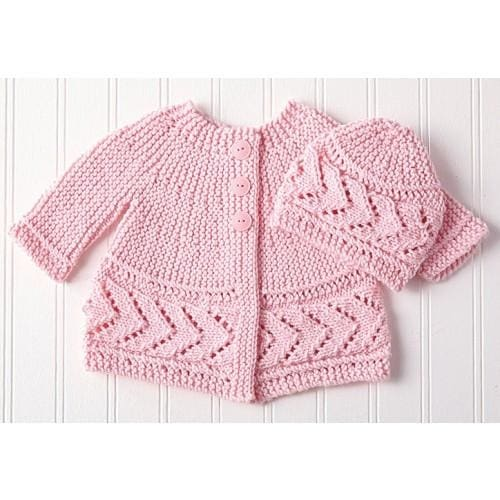Crochet Baby Outfits Rose - Baby Clothes