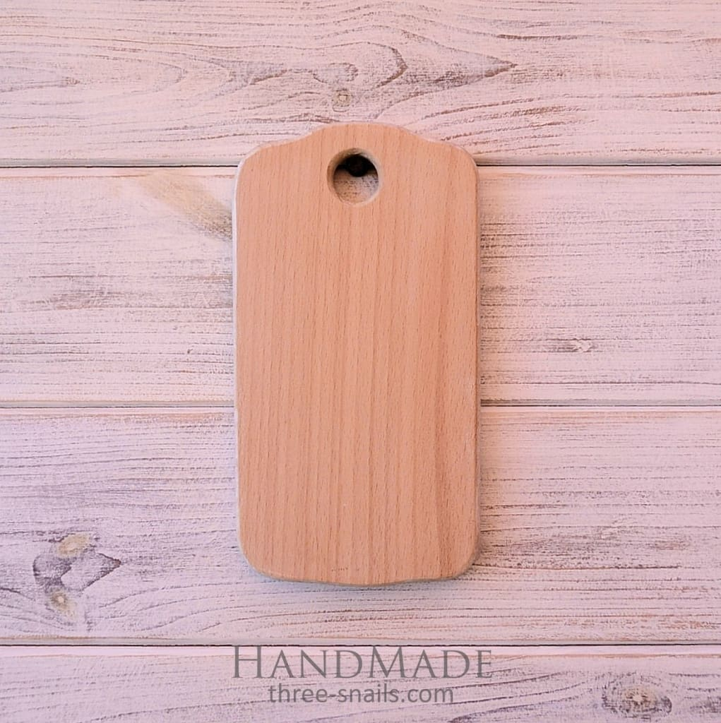 Custom Wood Cutting Boards Set Vintage - Cutting Board
