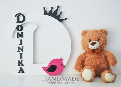 Custom Wooden Signs Little Princess - Toy