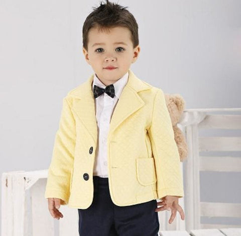 2ac80f5e0 White occasion baby dresses and elegant boy suits | Three Snails ...