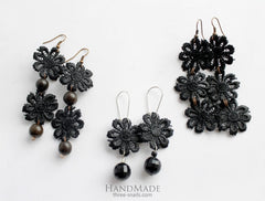 flower earings