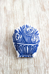 Decorative Brooch Flowers - Vasylchenko1
