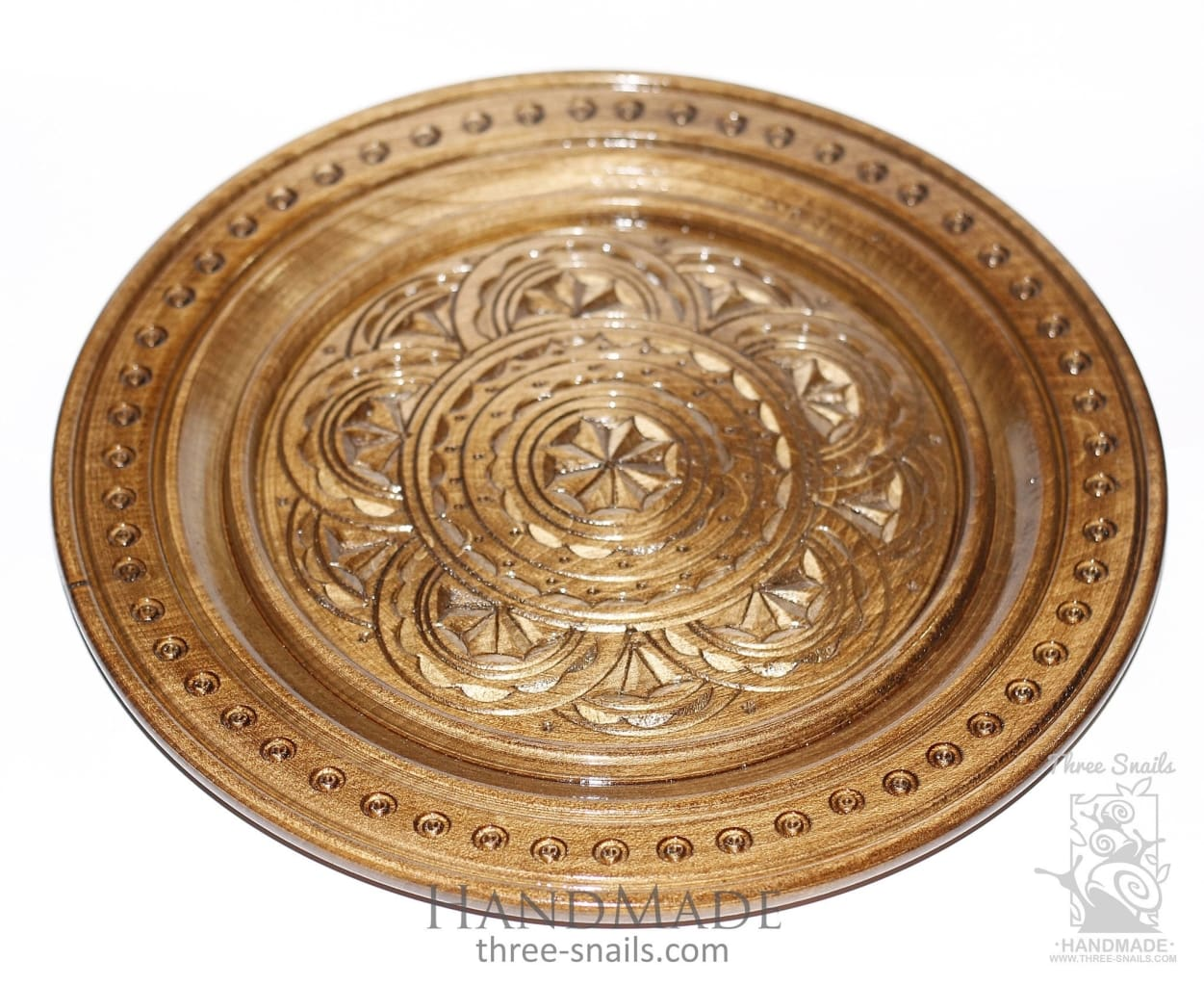 Decorative Plate Fairy World - Melnichenko1