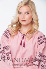 Designer Dress Pink Cloud - Melnichenko1