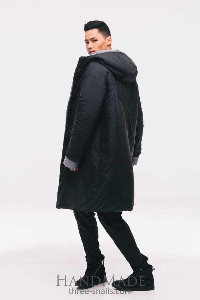 Double-Sided Down Coat Astronaut - Vasylchenko1