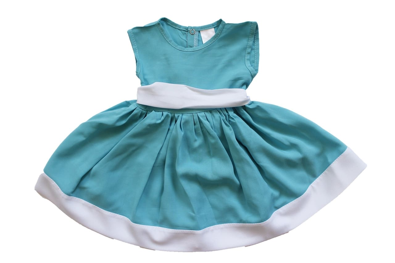 Dress For Girls Lunapark - Baby Clothes