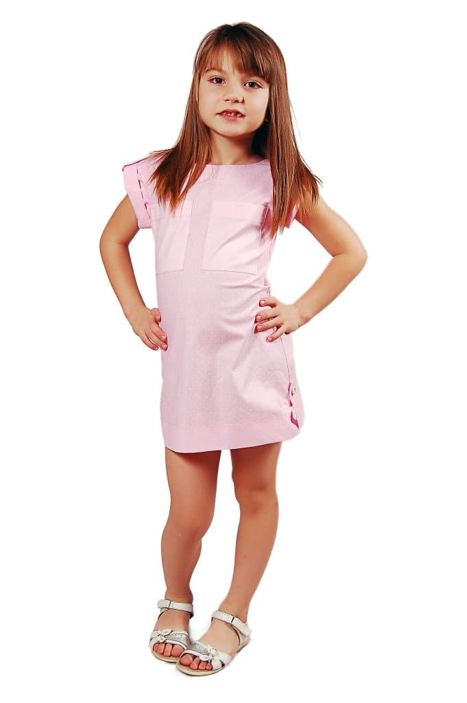 Dress For Little Girls Summer Candy - Baby Clothes