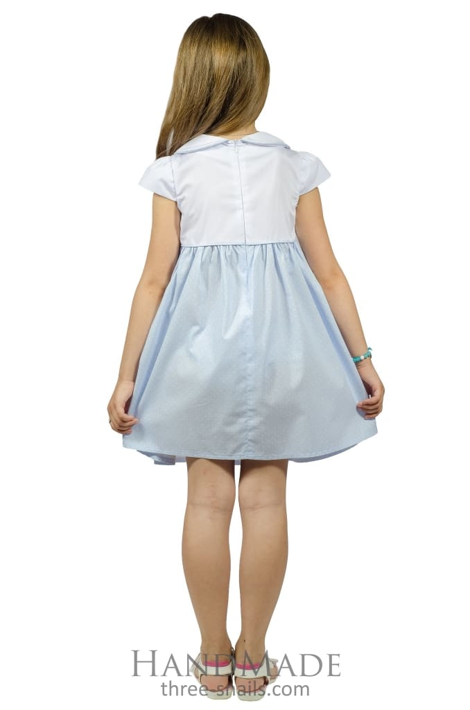 Dresses For Kid Girl Heavenly Expanse - Baby Clothes