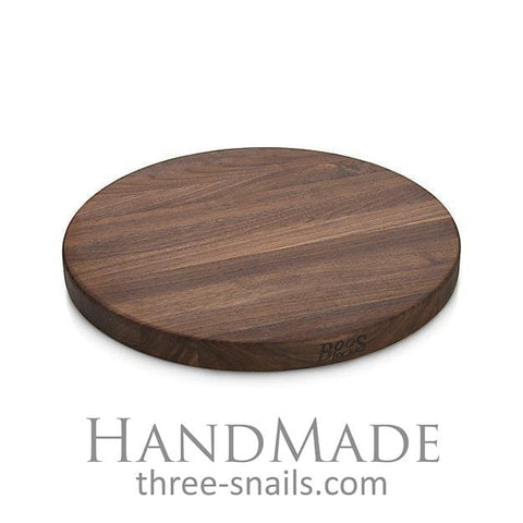 Edge Grain Walnut Cutting Board - Cutting Board