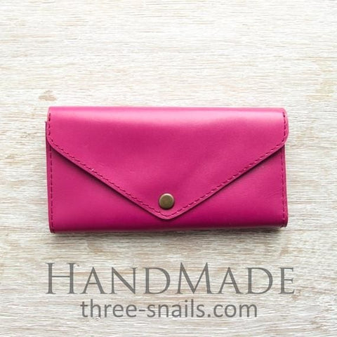 Elegant Leather Wallet Style - Vasylchenko1
