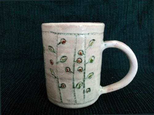 Fireclay Cup Herby - Cup And Mug