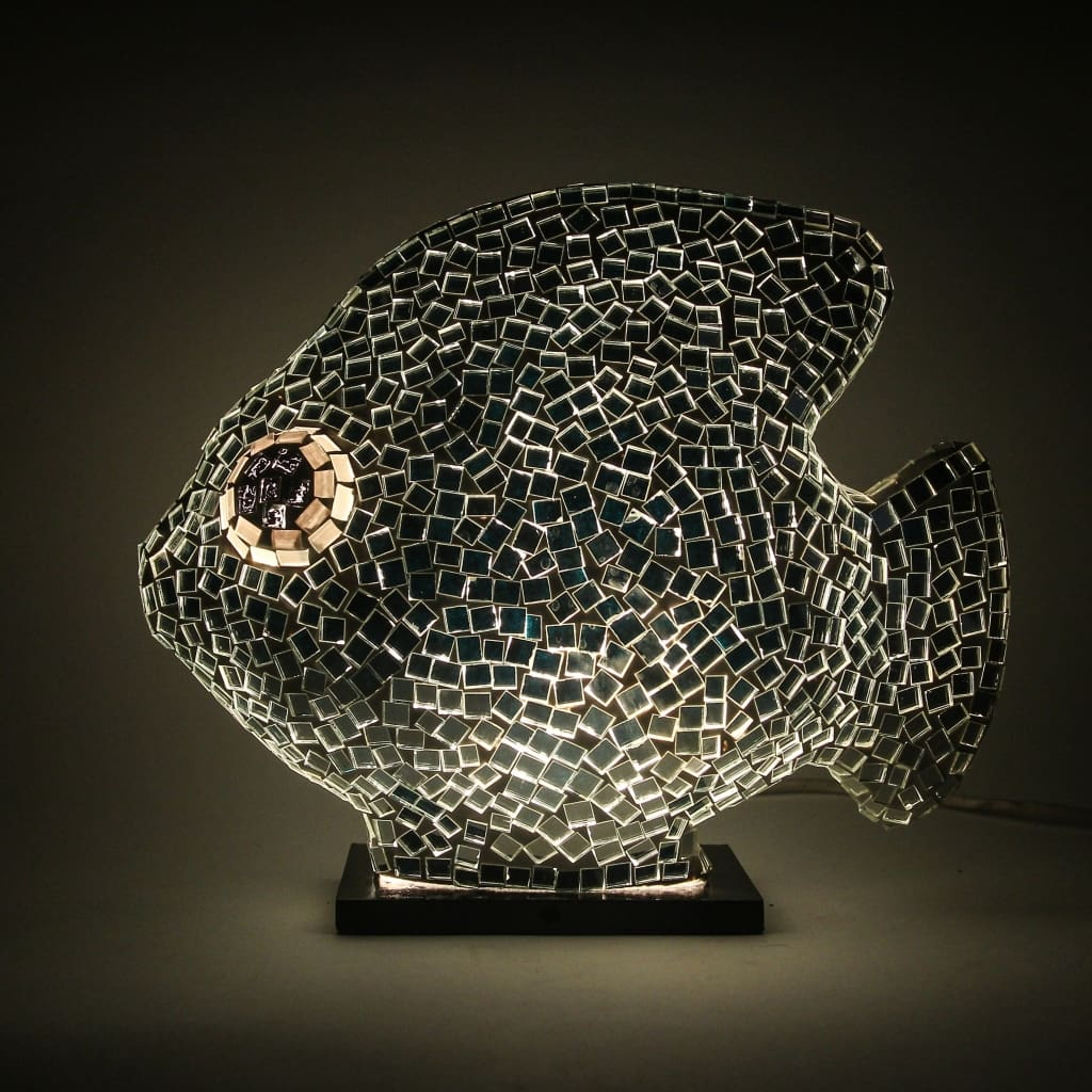 Fish Table Lamp - Nightlight