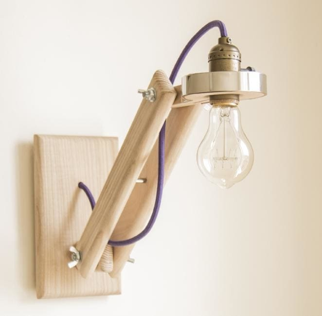 Flexible wall lamp - 1