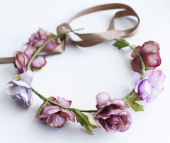Flower Headbands Tender Roses - Melnichenko1