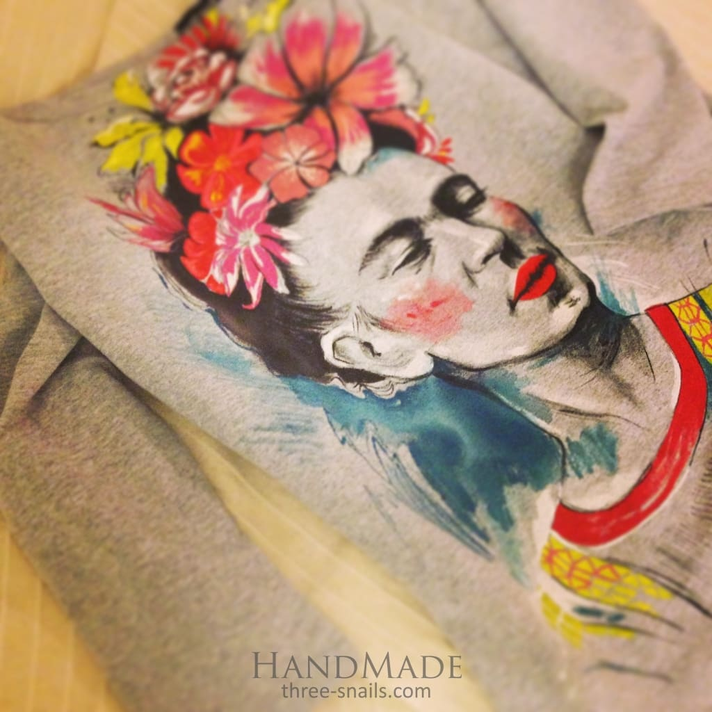 «Frida» Sweatshirt - 1