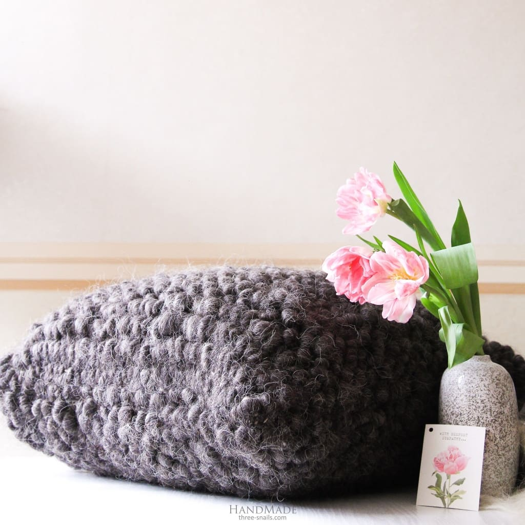 Giant Floor Pillow Pouf - Popovichenko