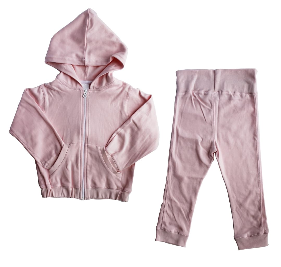 Girls Sports Clothes Set Angel Wings  - Baby Clothes