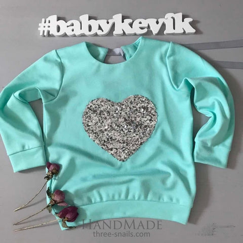Girls Sweatshirt - Baby Clothes