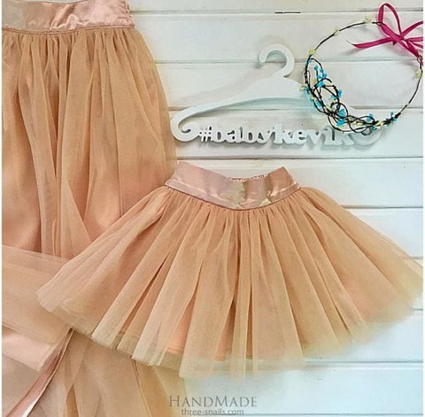 Girls Tutu Skirt - Baby Clothes