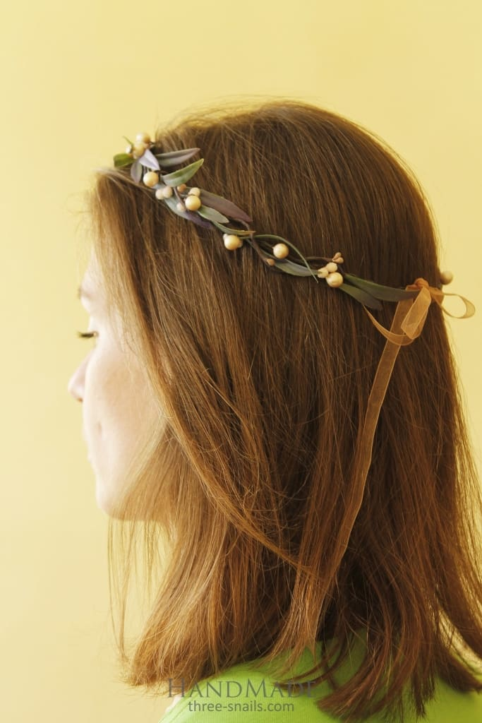 "Hair bands ""Spring"" - 1"