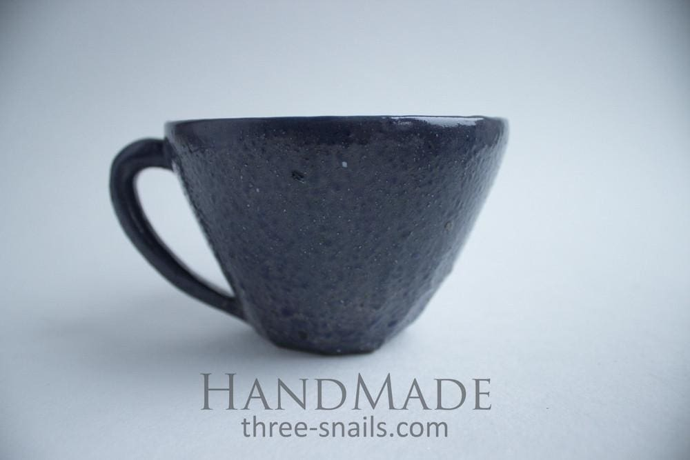Handcrafted Ceramic Cup Dragon Child - Cup And Mug