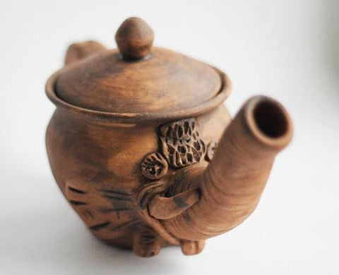 personalized pottery pot