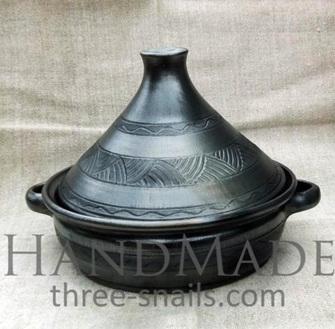 Handmade Tagine. Dishes For Meat Cooking - Cook Pot