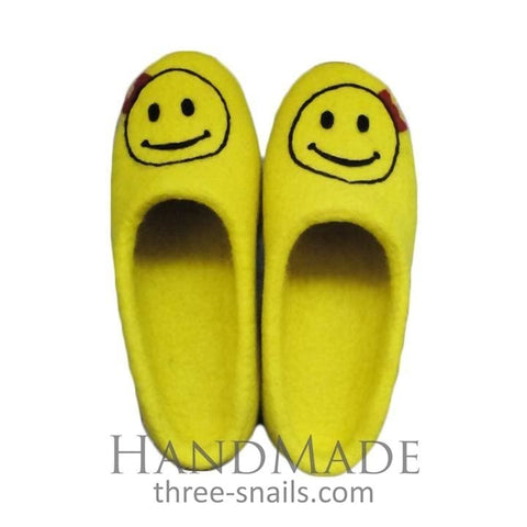 Happy Feet Slippers - Vasylchenko1