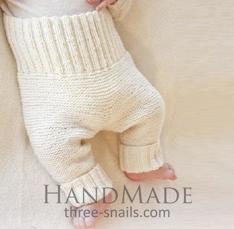 Infant Pants - Baby Clothes
