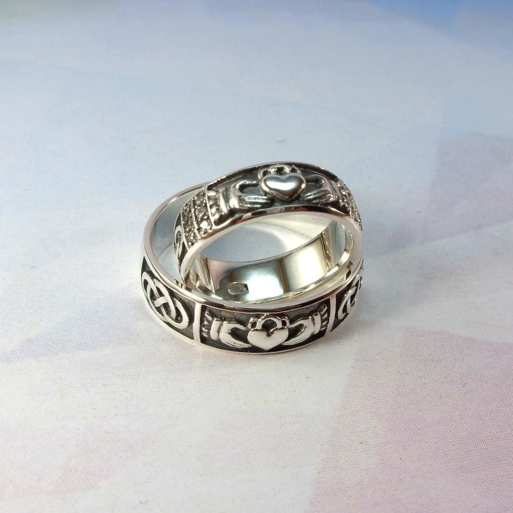 Irish Wedding Rings.Irish Wedding Rings Claddagh Ring