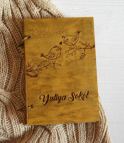 Journals For Writing Birds - Vasylchenko1