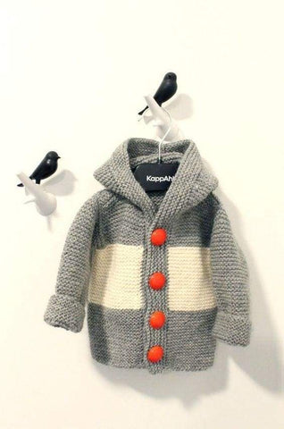 Kids Knitted Cardigan - Baby Clothes
