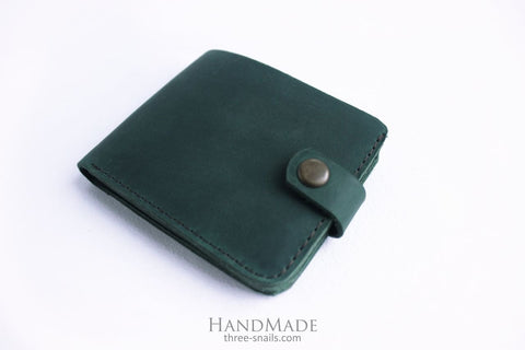 Leather Wallets Elegance - Melnichenko1