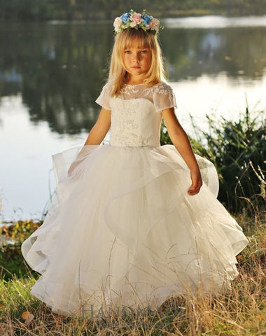 Little Girls Party Dresses Breath - Occasion Dress