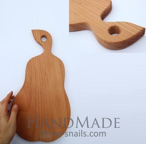 Meat Cutting Board Pear - Cutting Board