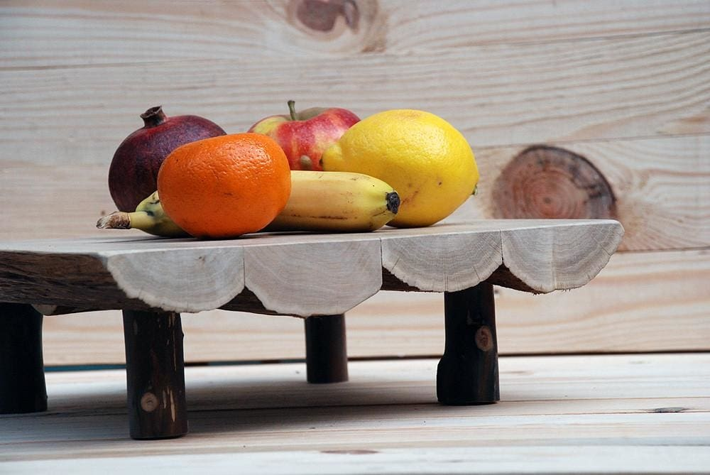Miniature Fruit Table Gifts Of Nature - Fruit Bowl