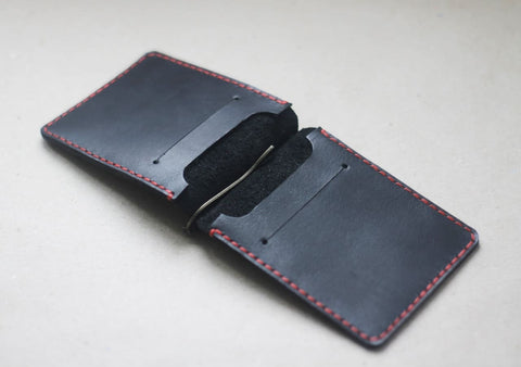 Money Clip Wallet Minimalism - Vasylchenko1